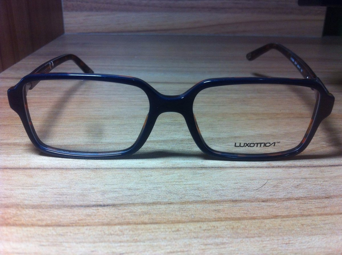 bff3c11dc armação óculos de grau - luxottica original 3206. Carregando zoom.