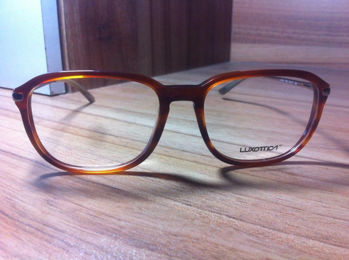 182a35d17 armação óculos de grau - luxottica original 3209. Carregando zoom.