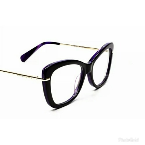 28e68a27483b3 Armação Óculos De Grau Marc Jacobs Quadrado + Brinde - R  119