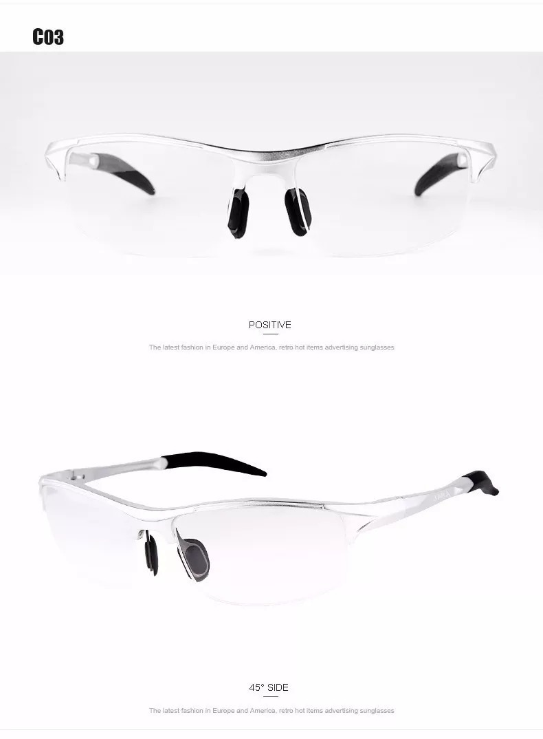 a2fe988d1601d Armação Óculos De Grau Masculina Esportiva Curvada No Rosto - R  69,90 em Mercado  Livre