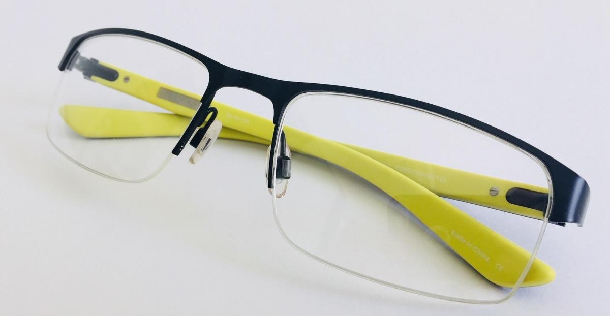 armação óculos de grau masculina quiksilver fender preta top. Carregando  zoom. 63d5554fda
