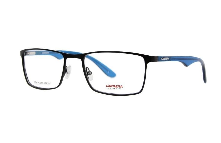 4cc20e4e3 Armação Óculos De Grau Masculino Carrera Ca 6614 - Original - R$ 396 ...