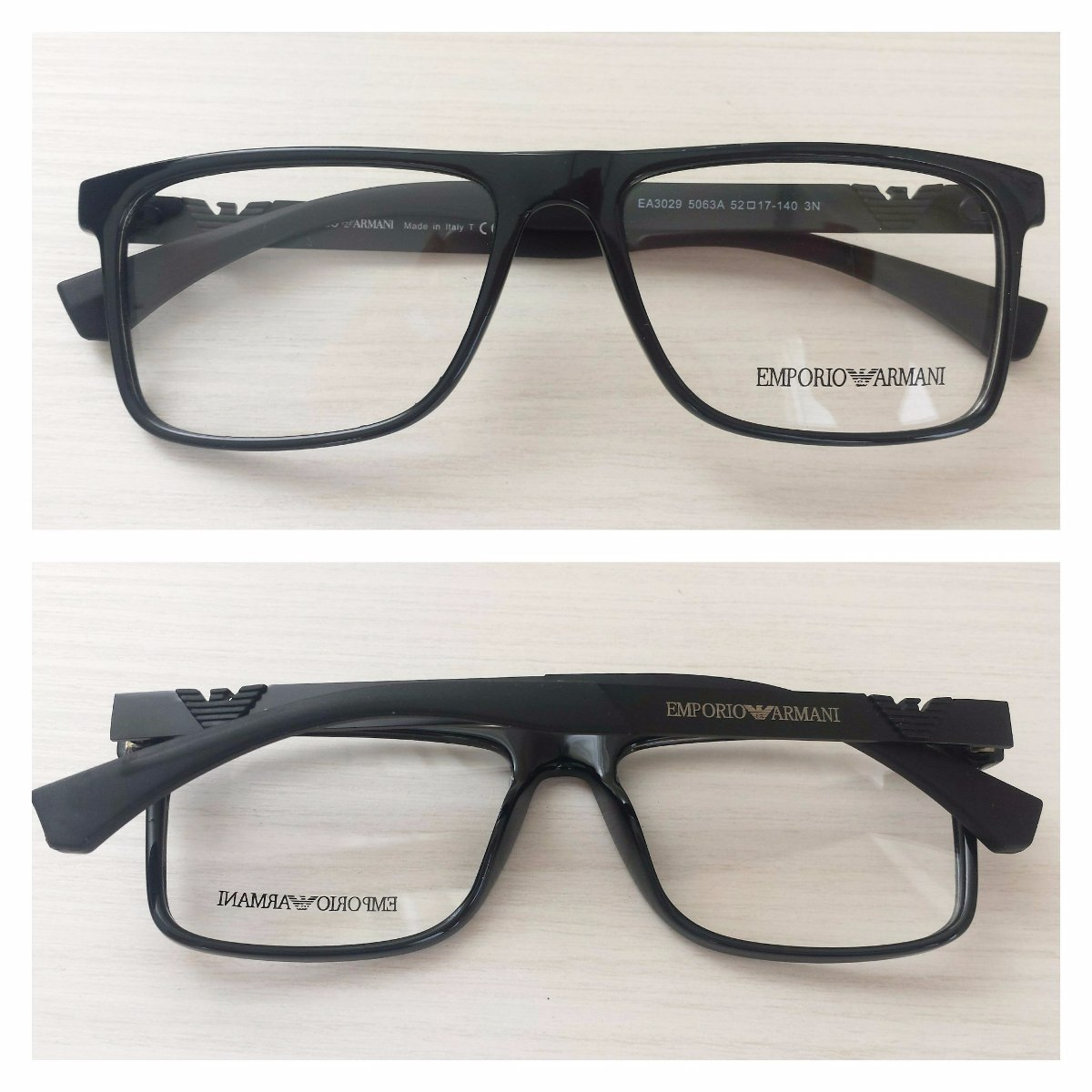 82b605a14bb27 armação óculos de grau masculino ea3029. Carregando zoom.