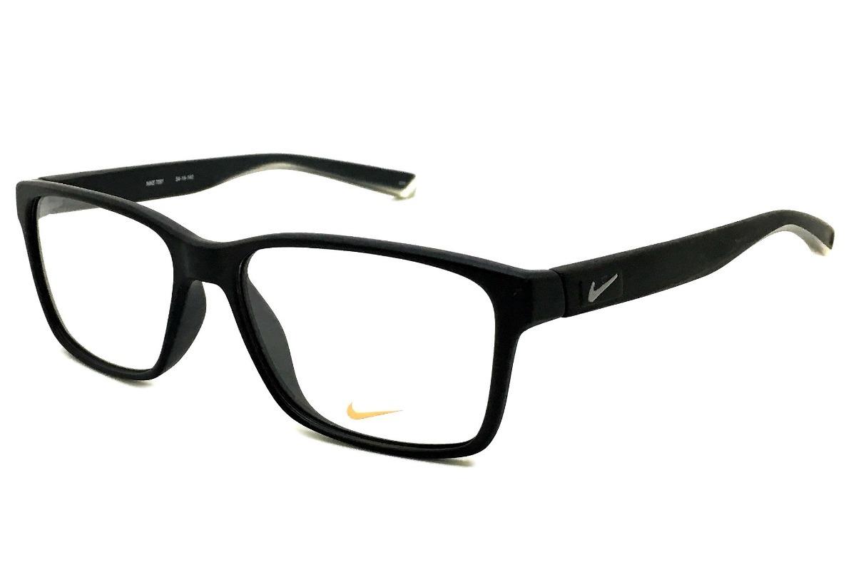 6cccee7d3a2c7 armação oculos de grau masculino original nk7091 live free. Carregando zoom.