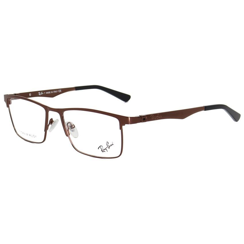 14dee0800 Armação Óculos De Grau Masculino Rayban Jc7052 Metal - R$ 139,00 em ...