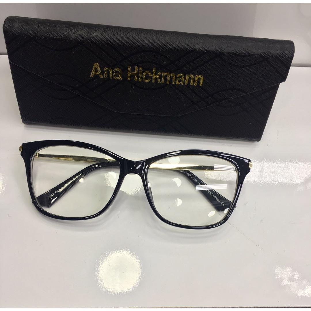 Armação Óculos De Grau Modelo Ana Hickmann - R  129,00 em Mercado Livre c6ed251367