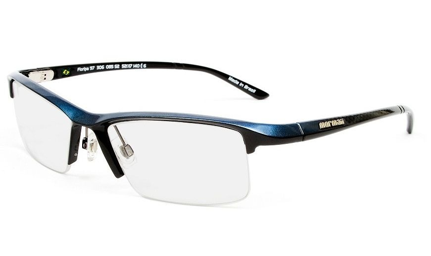Armação Oculos De Grau Mormaii Floripa 97 Cod. 130608552 - R  169,90 em  Mercado Livre 4f854faec4