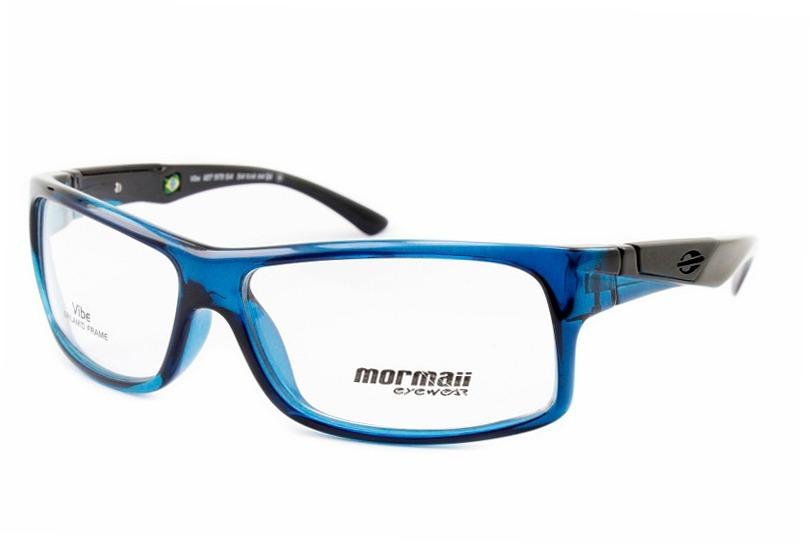 f4ace452777a7 armação óculos de grau mormaii vibe 1127 973 54. Carregando zoom.
