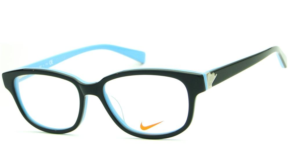 0fc5923f3a9d1 armação óculos de grau nike 5516 feminina retrô original. Carregando zoom.