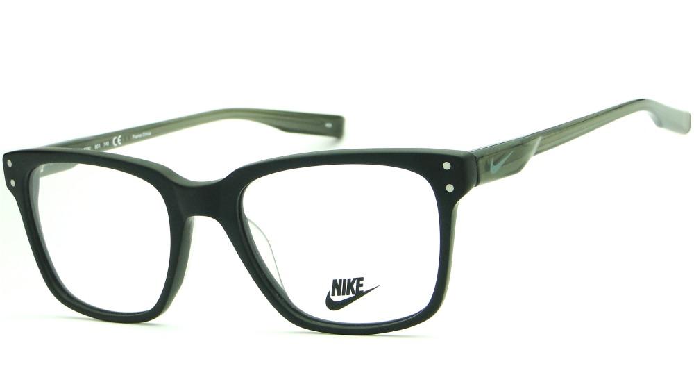 bff38c2d3a444 armação óculos de grau nike 7232 masculina retrô original. Carregando zoom.