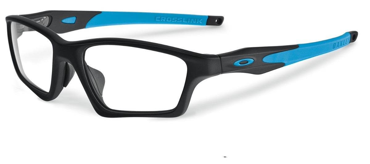 49549b968a7e4 armação óculos de grau oakley crosslink muffler crosshair. Carregando zoom.