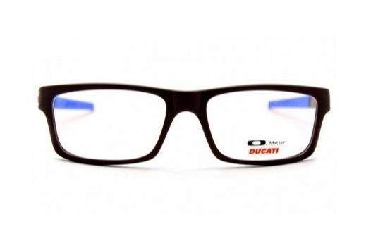 f1502b4647f73 Armação Oculos De Grau Oakley Currency Cores A Escolher - R  33