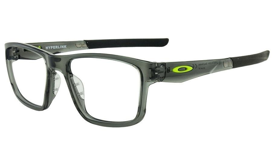 armação óculos de grau oakley hyperlink ox8078 02 tamanho 54. Carregando  zoom. 024e09efcf