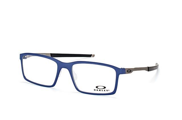 4ef3c1cf77fc6 Armação Óculos De Grau Oakley Masc. Steel Line S Ox8097-03 - R  464 ...