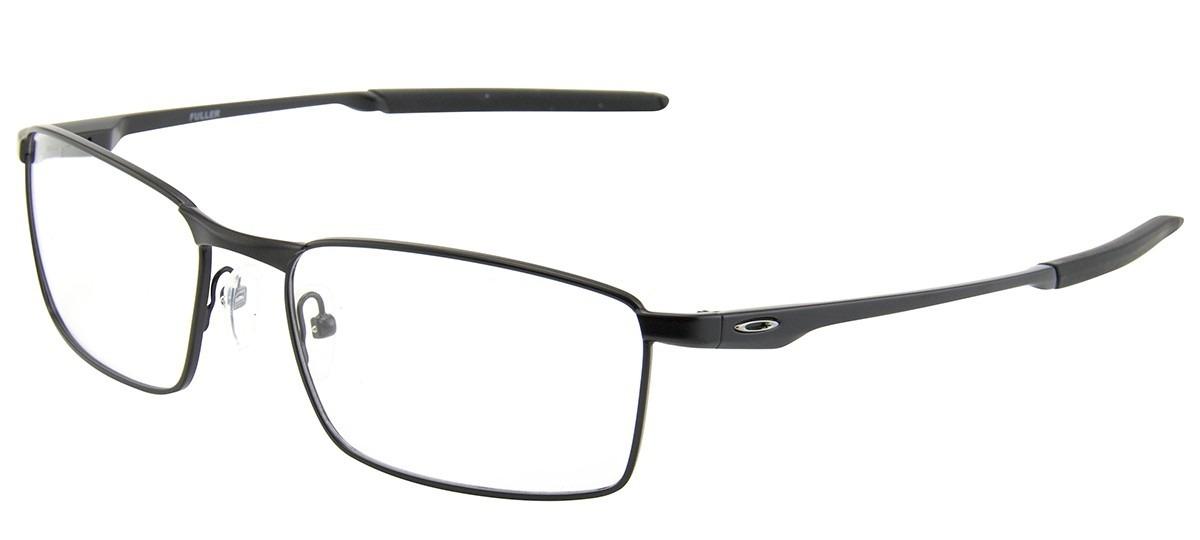 armação óculos de grau oakley masculino fuller ox3227-01. Carregando zoom. 61dfec87b4
