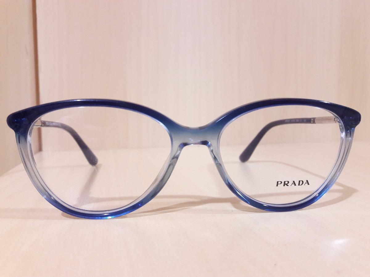 c2ca4318971ce armação óculos de grau - prada original - 5116. Carregando zoom.