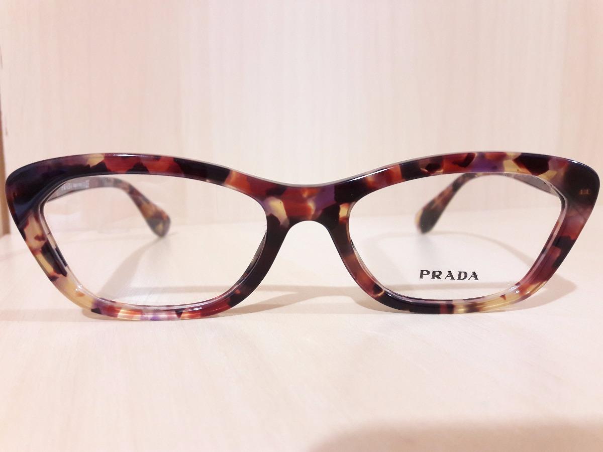 4b03b094ff0e0 armação óculos de grau - prada original - 52. Carregando zoom.