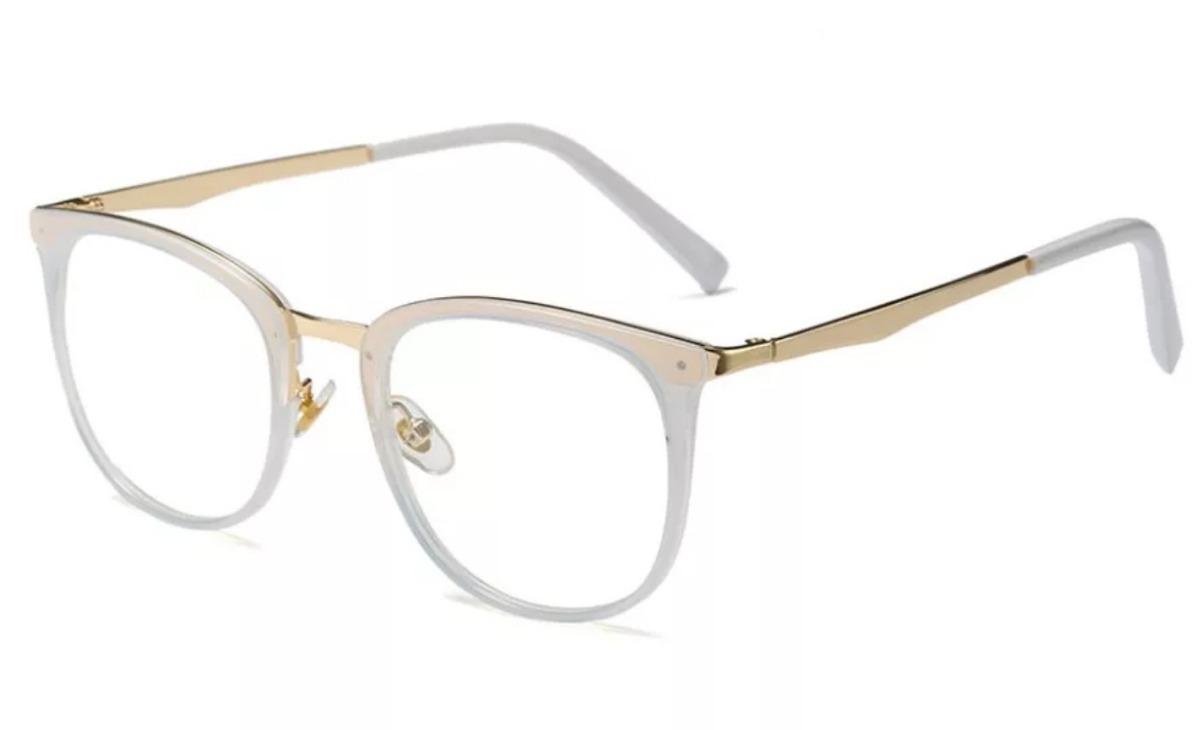 258711908b54d armação óculos de grau quadrada feminina geek retrô 2019 top. Carregando  zoom.
