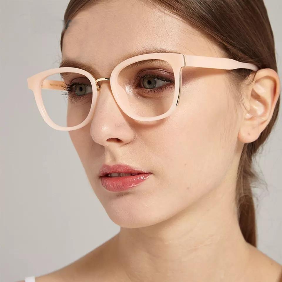 964645b888ee9 armação óculos de grau quadrado feminino geek top anitta. Carregando zoom.
