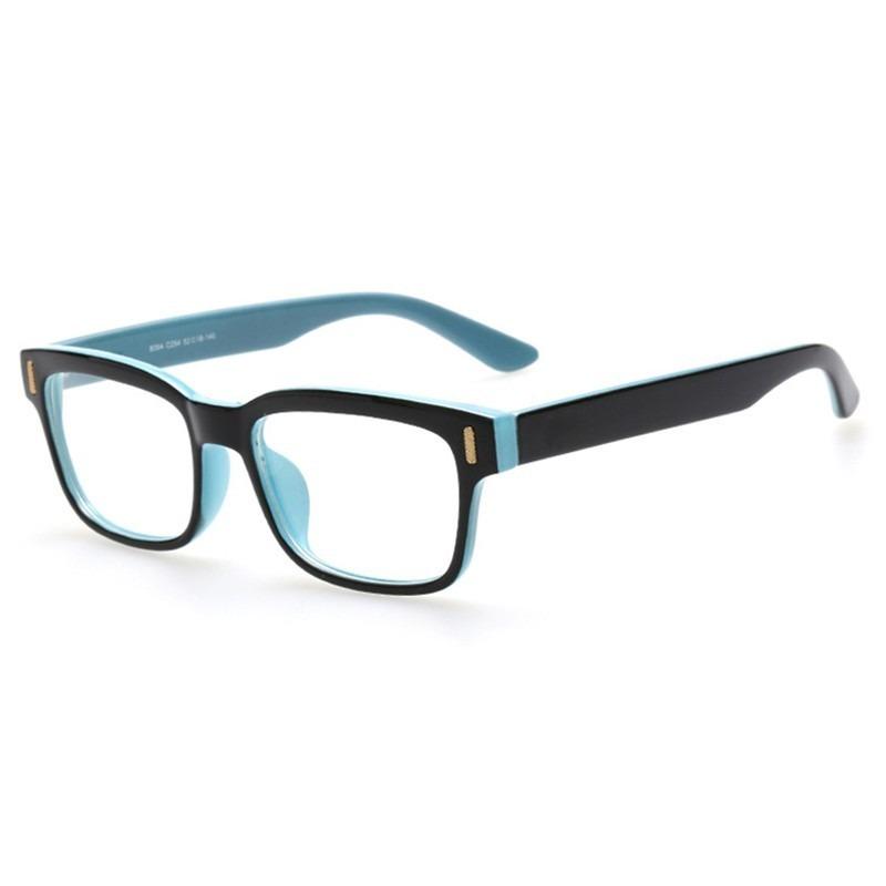 armação óculos de grau quadrado grande masculino e feminino. Carregando  zoom. 111caaaf97