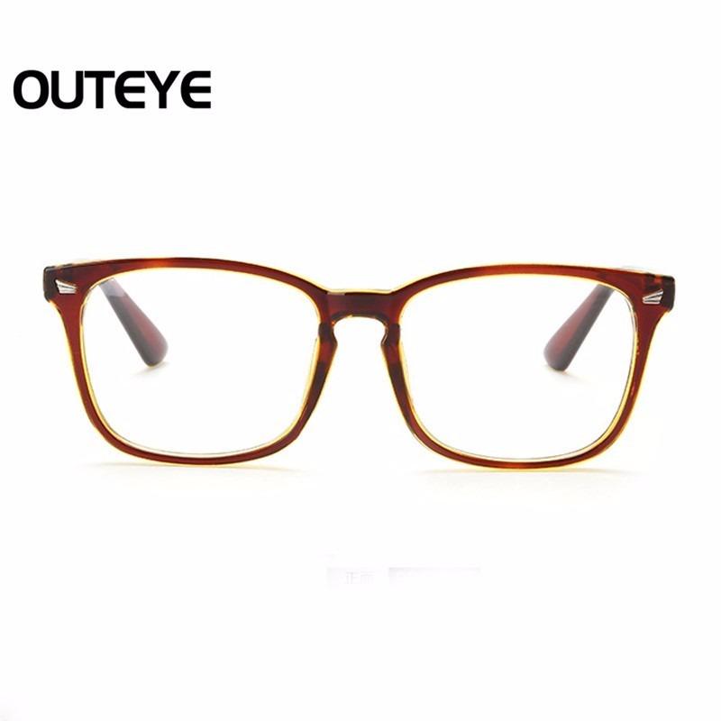 armação óculos de grau quadrado grande masculino feminino bt. Carregando  zoom. 88a803db98