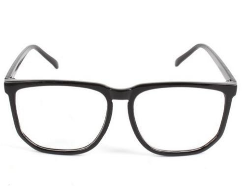 cc4c35863 Armação Óculos De Grau Quadrado Grande Masculino Feminino Sa - R$ 83 ...