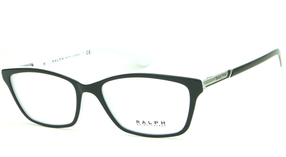 armação óculos de grau ralph lauren ra 7044 feminina retrô. Carregando zoom. 00e66a0e71