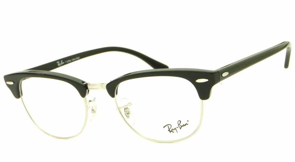 119a27fcd5650 armação óculos de grau ray ban clubmaster rb 5154l feminina. Carregando  zoom.