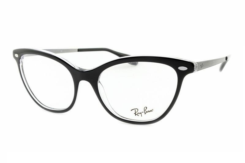 0c1ff9f02cd13 armação óculos de grau ray-ban feminino gatinho 5360 2034 54. Carregando  zoom.