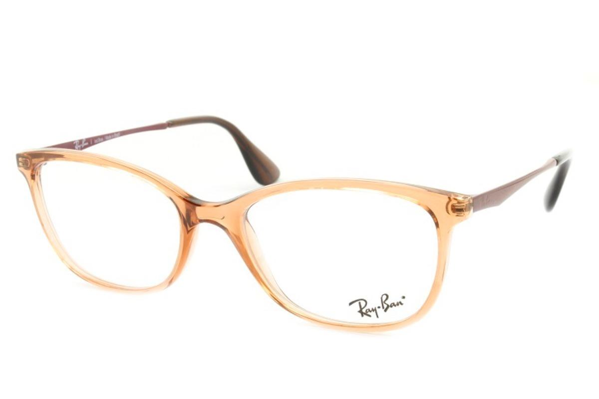 37d791de0 armação óculos de grau ray-ban feminino rb7106 5706 original. Carregando  zoom.