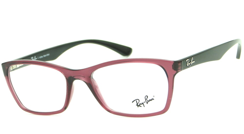 6f70f9e78cd7e armação óculos de grau ray ban rb 7033l 5445 retrô feminino. Carregando  zoom.