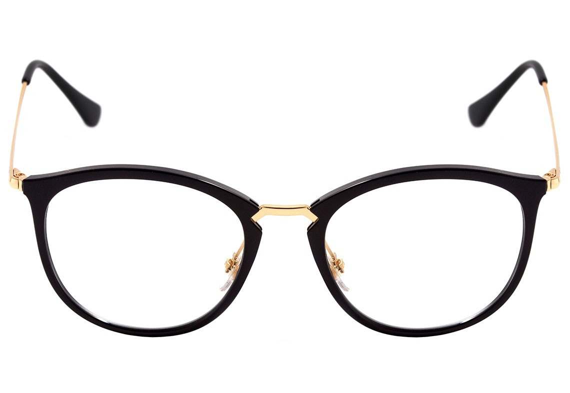 armação óculos de grau ray-ban rb 7140 2000. Carregando zoom. 361f2ac56d