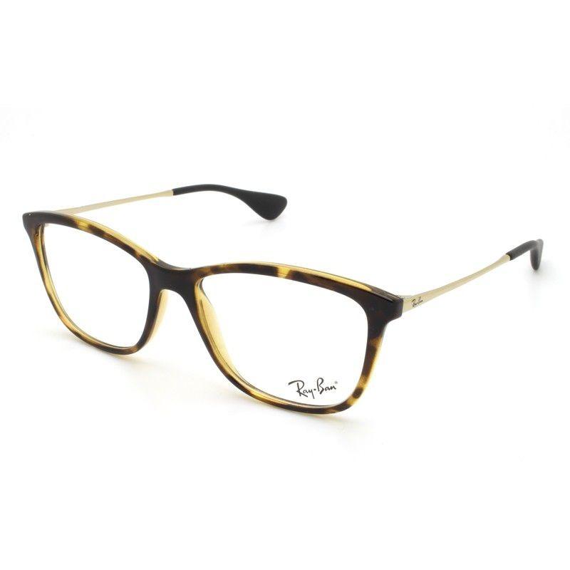 082259618ad4e armação óculos de grau ray-ban rb7135l 5822. Carregando zoom.