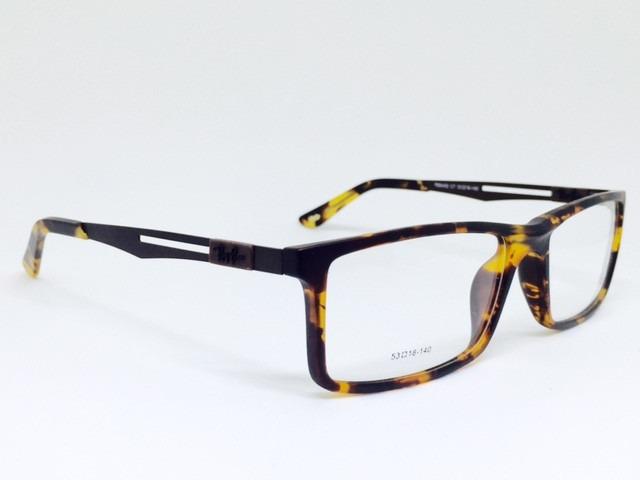 f2088f319085d Armação Óculos De Grau Ray Ban Varios Modelos Rayban Armani - R  109 ...