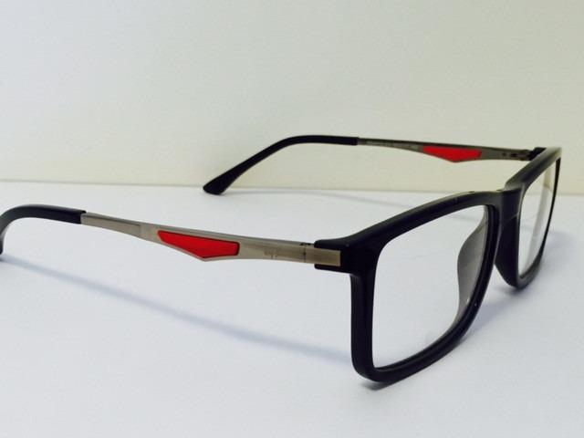 67ee7b550 Armação Óculos De Grau Ray Ban Varios Modelos Rayban Novo - R$ 104 ...
