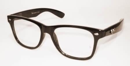 Armação Óculos De Grau Rayban Justin Com Certificado De Orig - R  64 ... 41937e3256
