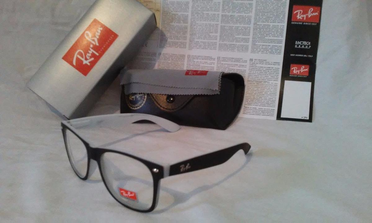 armação óculos de grau rayban justin masculino feminino. Carregando zoom. c676af86b0