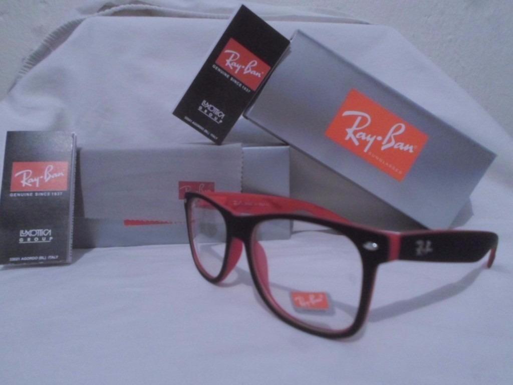 d5984c5f35e45 armação óculos de grau rayban wayfarer masculino feminino. Carregando zoom.