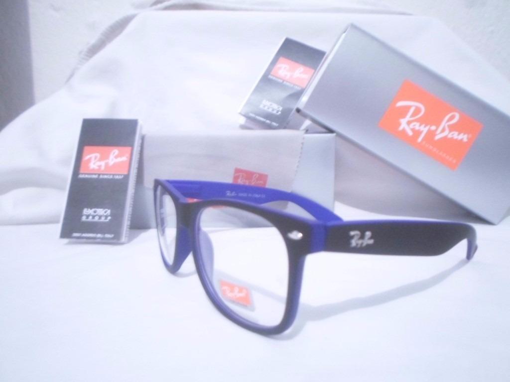 c49ba8fa524c7 armação óculos de grau rayban wayfarer masculino feminino. Carregando zoom.