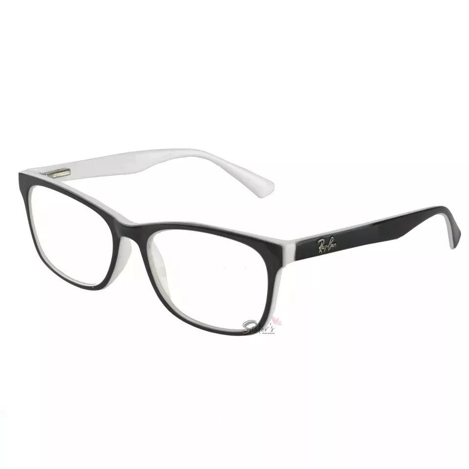 e230dcd7e57cc armação óculos de grau rb5115 + lentes para perto até 4 grau. Carregando  zoom.