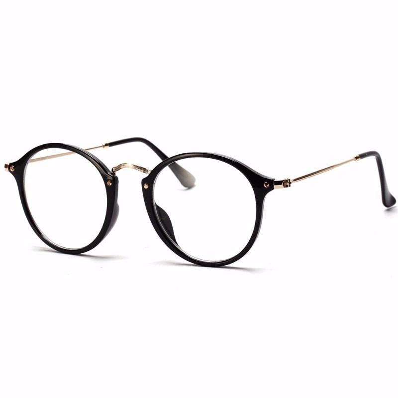 38d46e86fe52c armação óculos de grau redondo masculino feminino brinde. Carregando zoom.