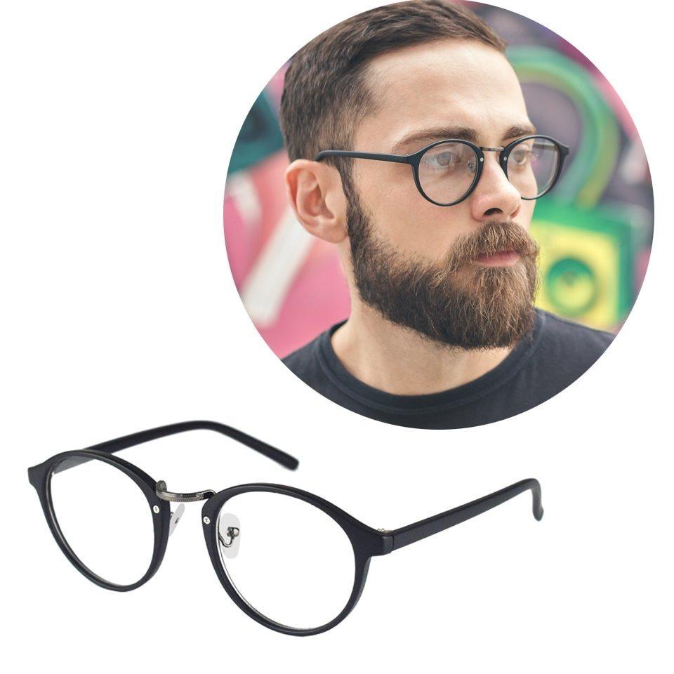 212527256bc39 armação óculos de grau redondo masculino feminino vintage. Carregando zoom.