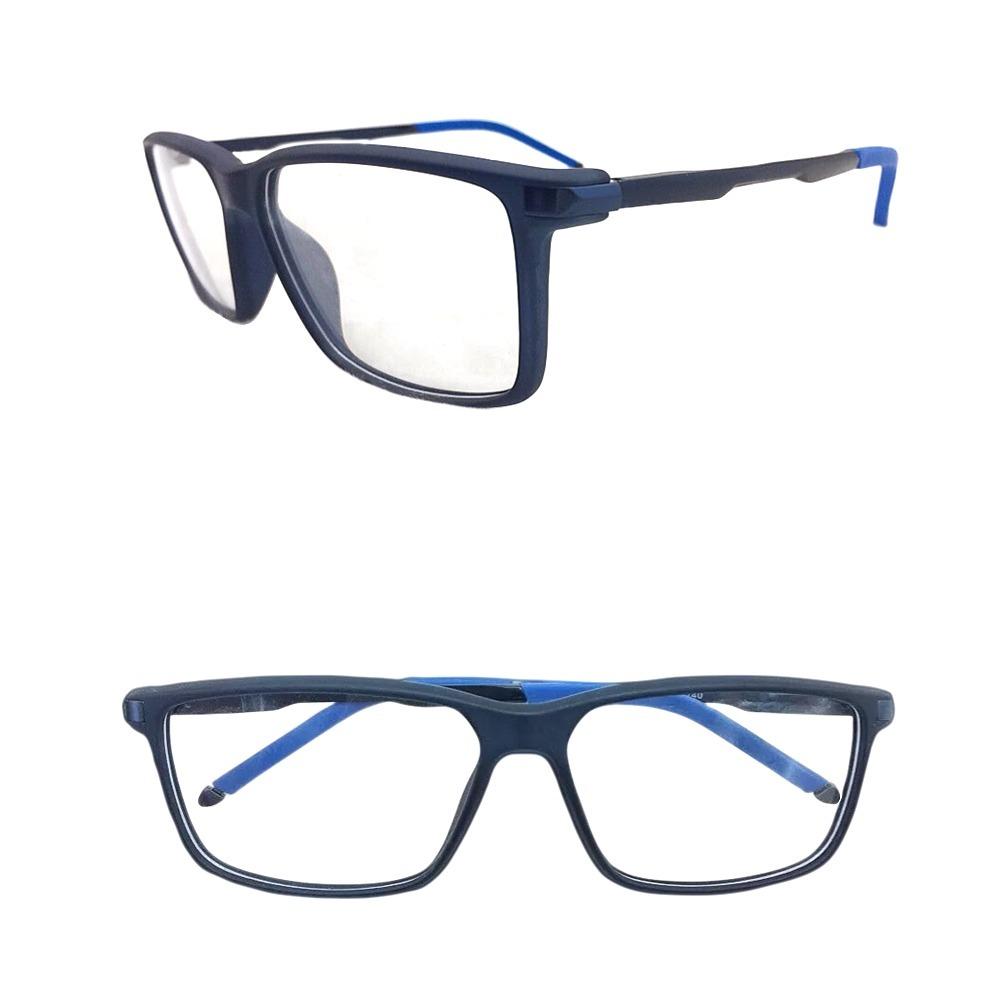 4b7959cd6 Armação Óculos De Grau Retangular Unissex A042 - R$ 57,99 em Mercado ...