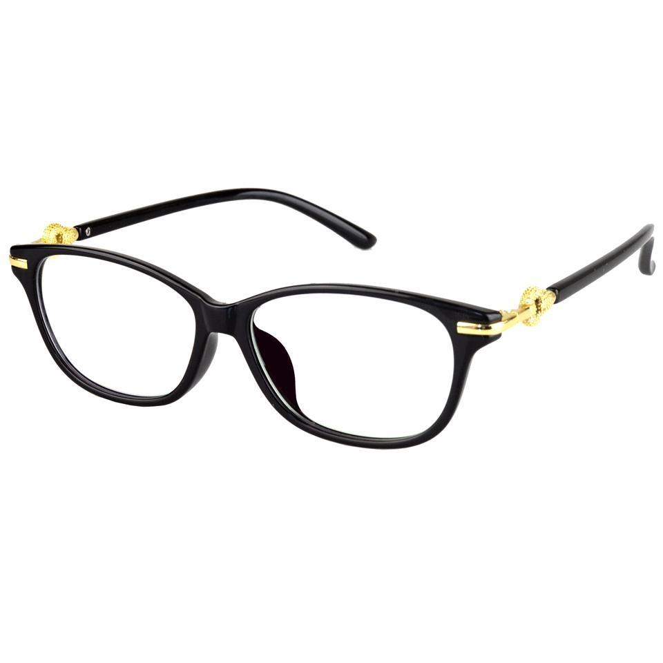 2b1fbc17b8c75 armação óculos de grau retrô feminino acetato preto. Carregando zoom.