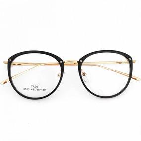 b2f23a4c3 Oculos Redondo Grau - Óculos com o Melhores Preços no Mercado Livre Brasil