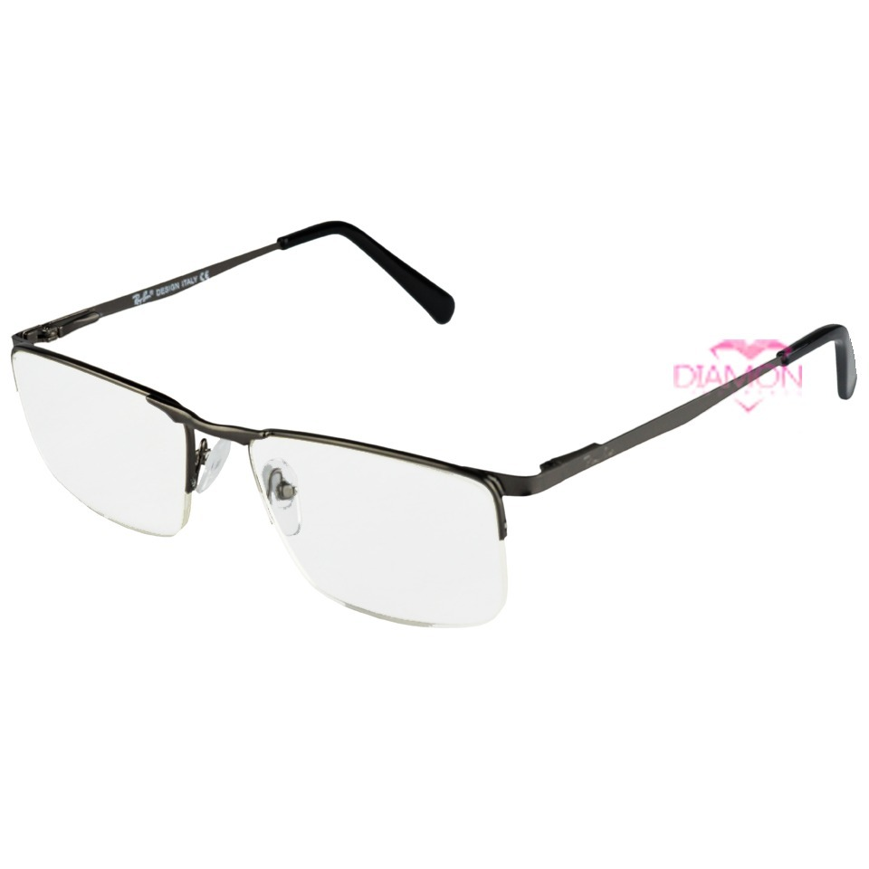 8e5e2a2e42530 armação óculos de grau sem aro rayban masculino esporte 1681. Carregando  zoom.