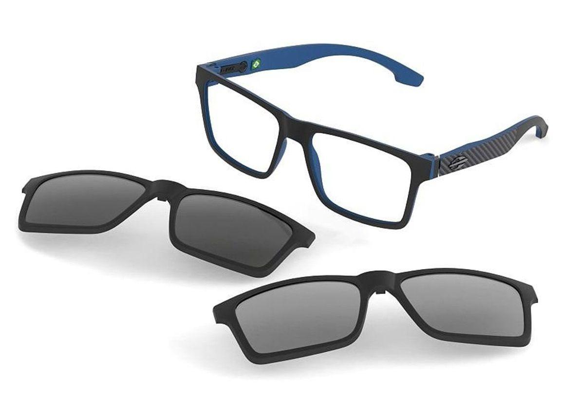 97b7bcffc Armação Óculos De Grau Swap Mormaii M6057 Aa3 56 - R$ 298,00 em ...