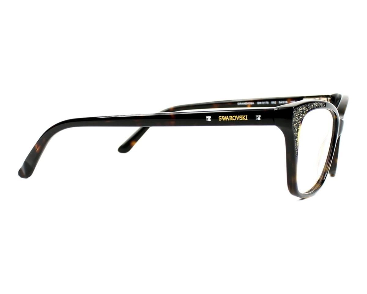bff973d1119e3 armação óculos de grau swarovski - grandiosa sw5175 052. Carregando zoom.