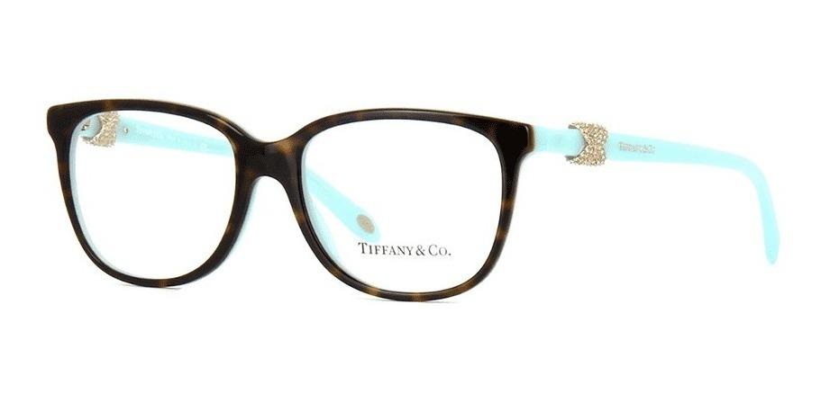 Armacao Oculos De Grau Tiffany Feminino Acetato Brinde R 119