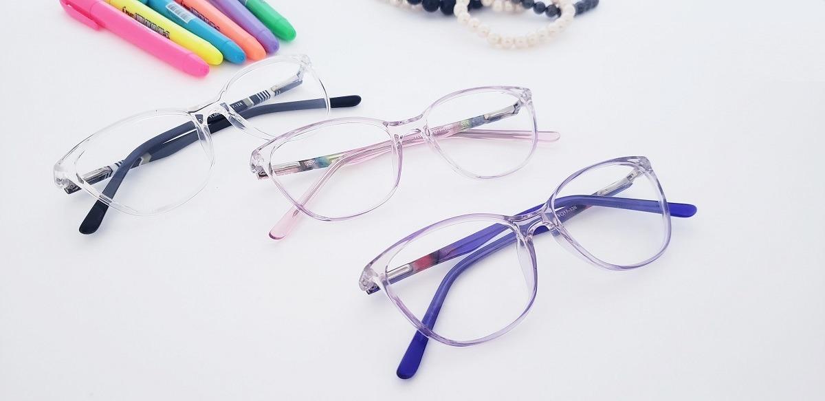 d9e6bc983 armação óculos de grau transparente juvenil unissex + brinde. Carregando  zoom.